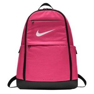 Nike BRASILIA Training Backpack Gym Bag XL - Pink